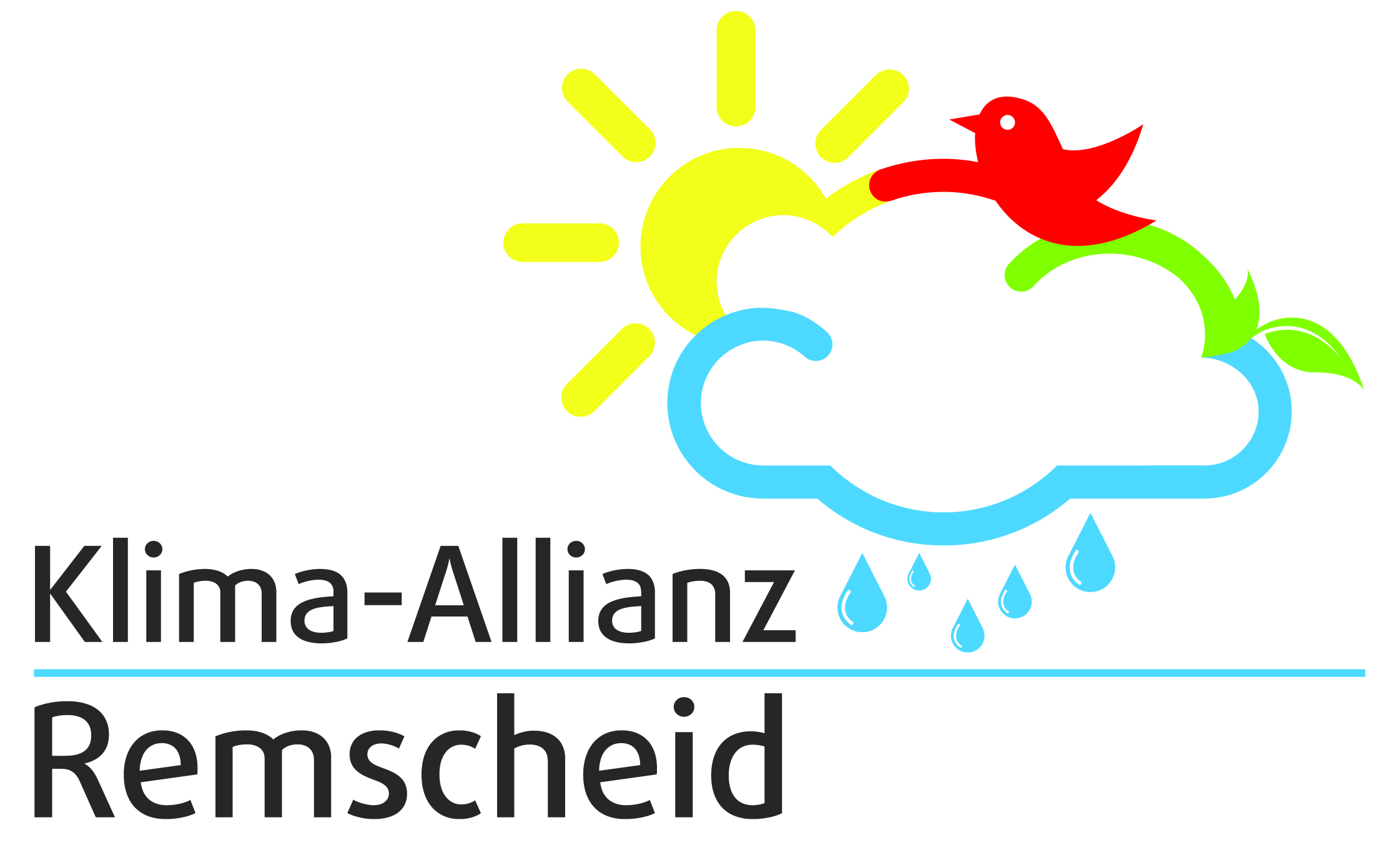 Klima allianz logo remscheid